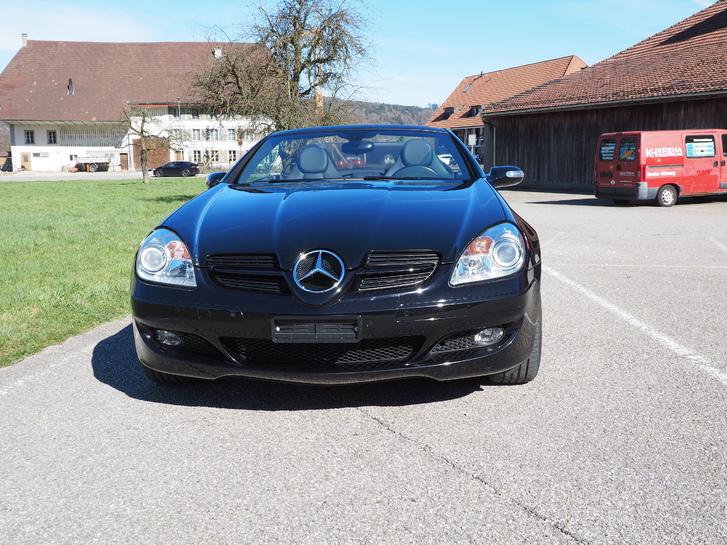 Mercedes Benz SLK 200 Kompressor R171  Mercedes-Benz 2