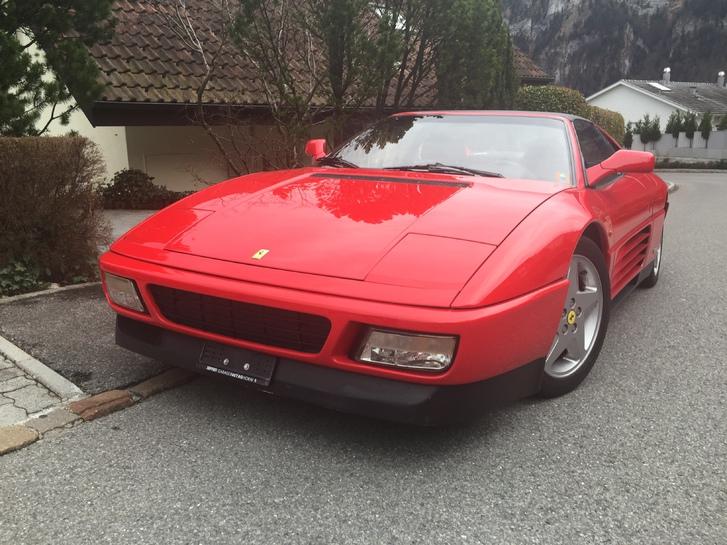 Ferrari 348 TS Ferrari 1