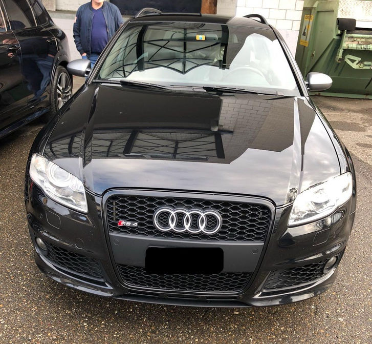Audi RS4 B7 Avant BLACK EDITION (2008) 147000km Audi 1