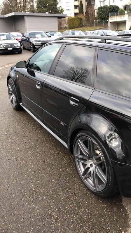 Audi RS4 B7 Avant BLACK EDITION (2008) 147000km Audi 2