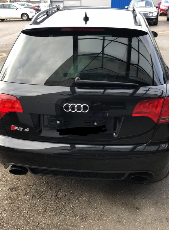 Audi RS4 B7 Avant BLACK EDITION (2008) 147000km Audi 3