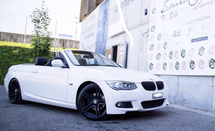 Bmw 320i E93 M Sport BMW 2