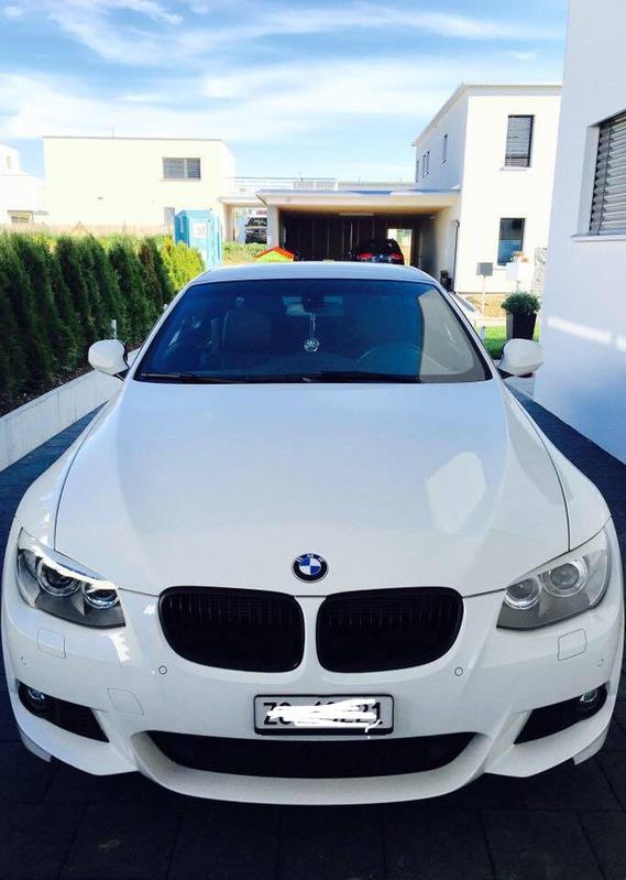 Bmw 320i E93 M Sport BMW 3