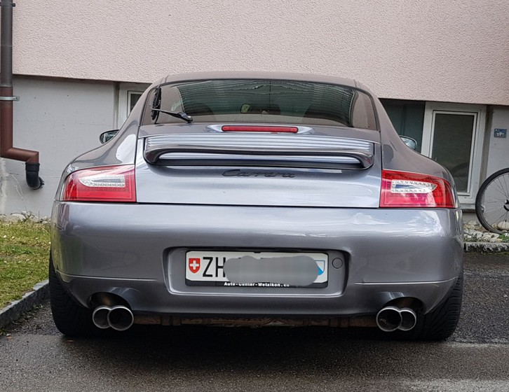 Porsche 911 996  3.6 Carrera Porsche 1