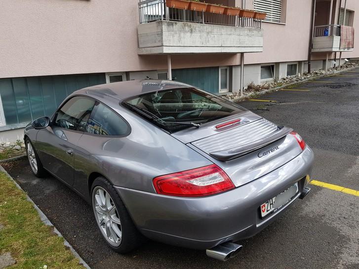 Porsche 911 996  3.6 Carrera Porsche 2