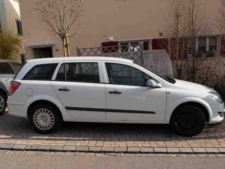 Opel Astra H14, Caravan, weiss, 1364ccm, Tempomat, Klima Opel 1