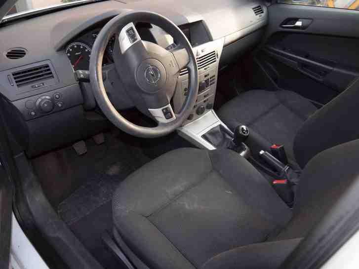 Opel Astra H14, Caravan, weiss, 1364ccm, Tempomat, Klima Opel 3