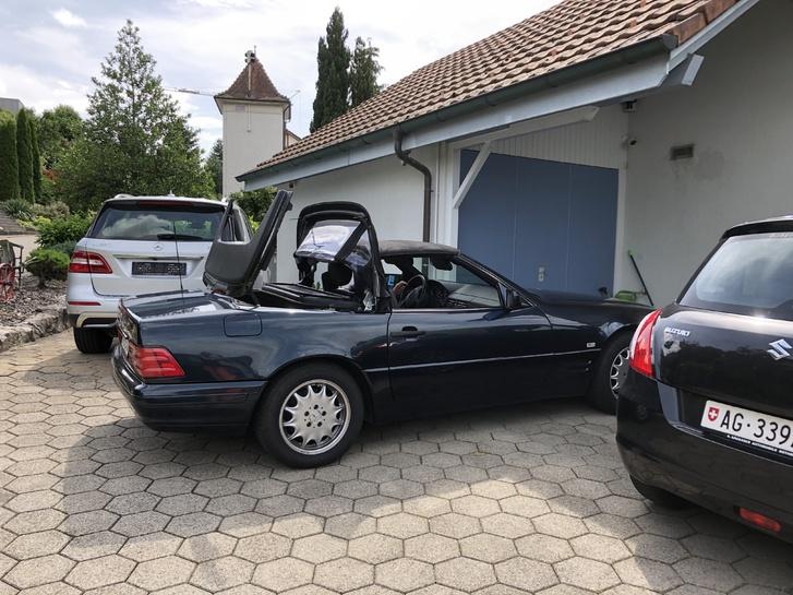 Liebhaber Auto  Mercedes 1