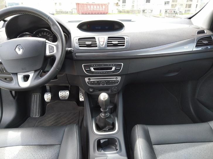 Renault Megane 2.0 GT Renault 4