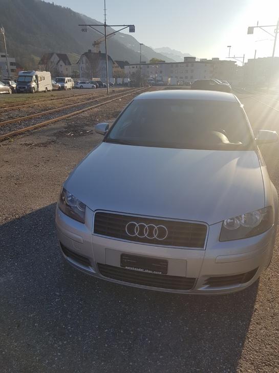 Audi A3 FSI Audi 1