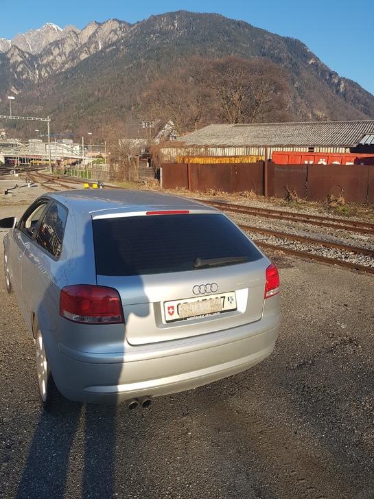 Audi A3 FSI Audi 2