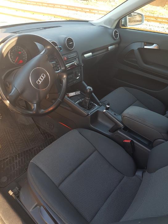 Audi A3 FSI Audi 3
