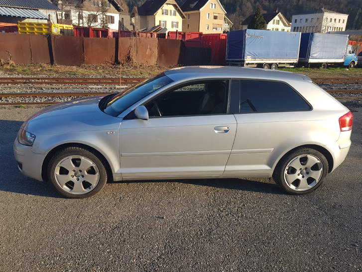 Audi A3 FSI Audi 4