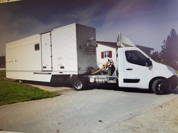Wohnmobil/Auflieger Opel 1