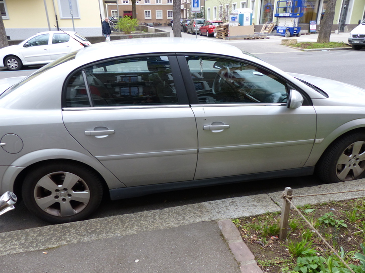 Opel Vectra 2.2  Limousine Opel 2