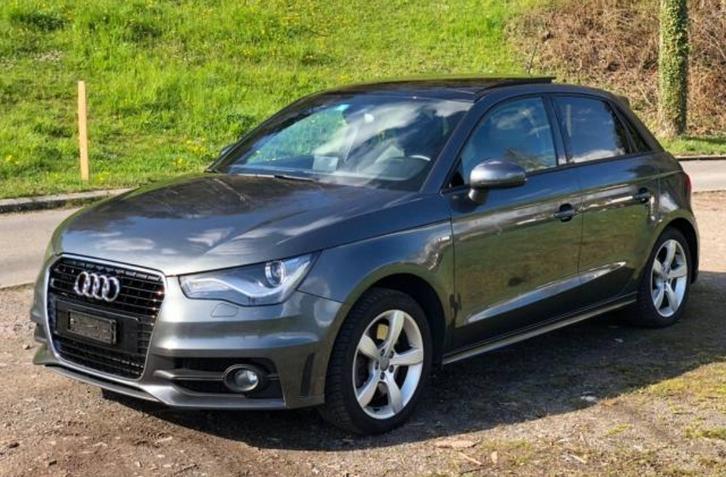 Audi A1 Audi 1