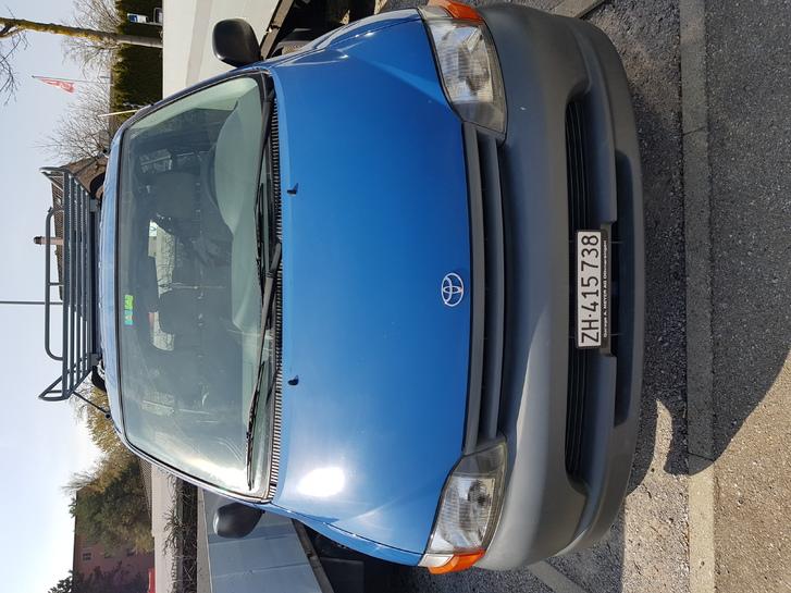 Toyota Hiace 2.7 Toyota 1