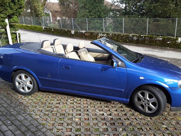 Opel Astra Cabrio Opel 1
