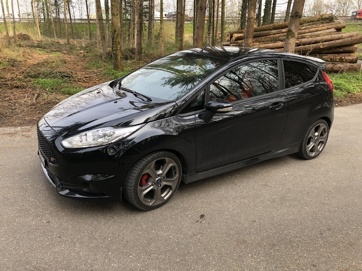 Ford Fiesta St Ford 1