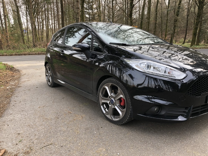 Ford Fiesta St Ford 2