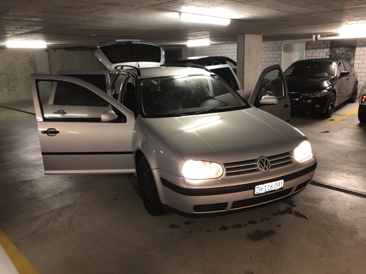 VW Golf 4 Variant VW 3