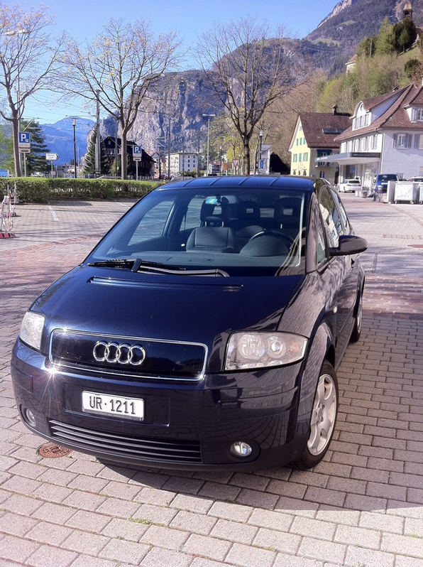 Audi A2 1.4 Audi 1