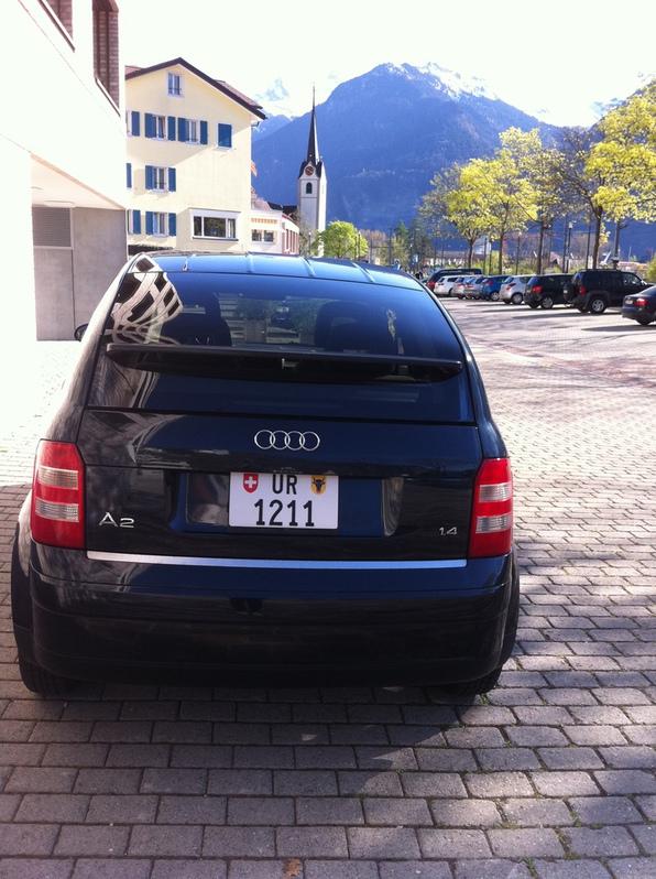 Audi A2 1.4 Audi 2