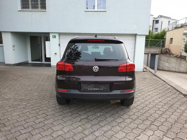 VW Tiguan 2.0 BMT VW 2
