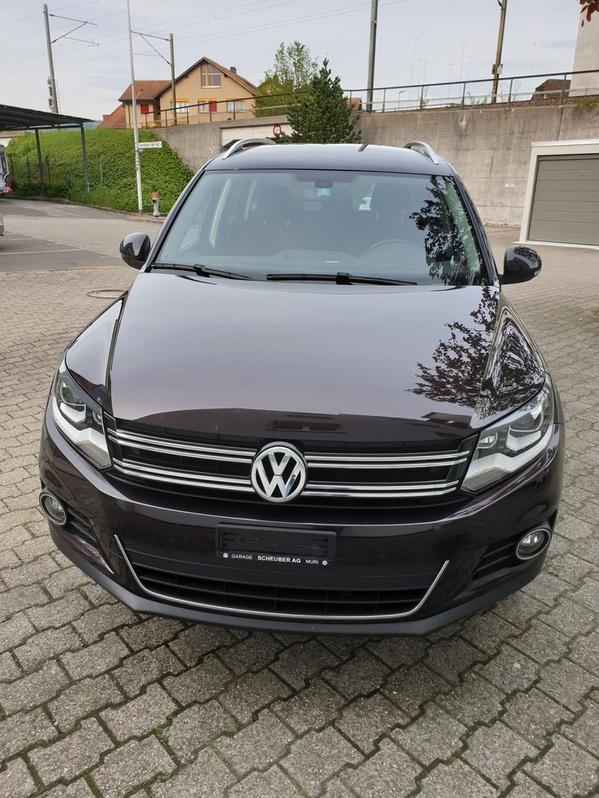 VW Tiguan 2.0 BMT VW 3