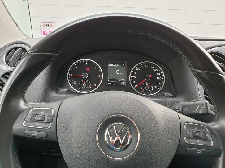 VW Tiguan 2.0 BMT VW 4