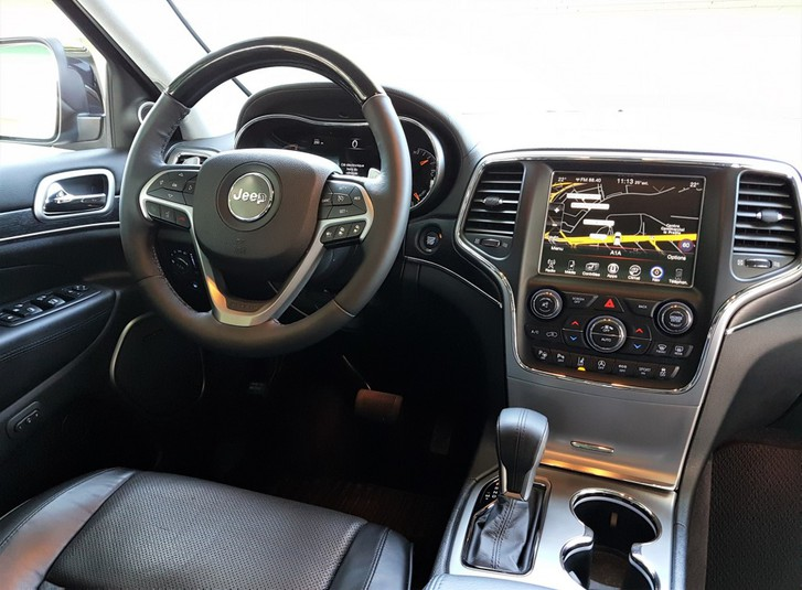 JEEP Grand Cherokee 3.0 CRD Summit Automatic Jeep 3