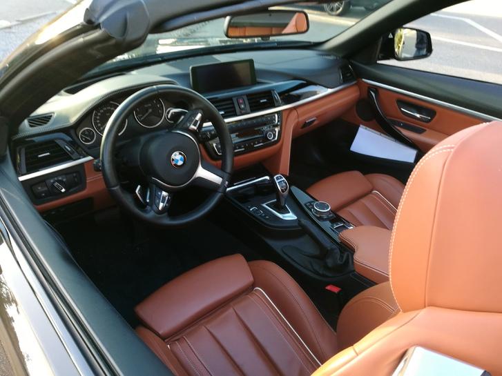 BMW 428i F33 xDrive Traum-Cabrio Sport-Line, M-Sport-Paket / BMW-Individual BMW 2