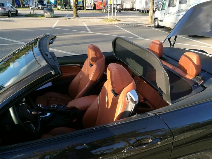 BMW 428i F33 xDrive Traum-Cabrio Sport-Line, M-Sport-Paket / BMW-Individual BMW 4