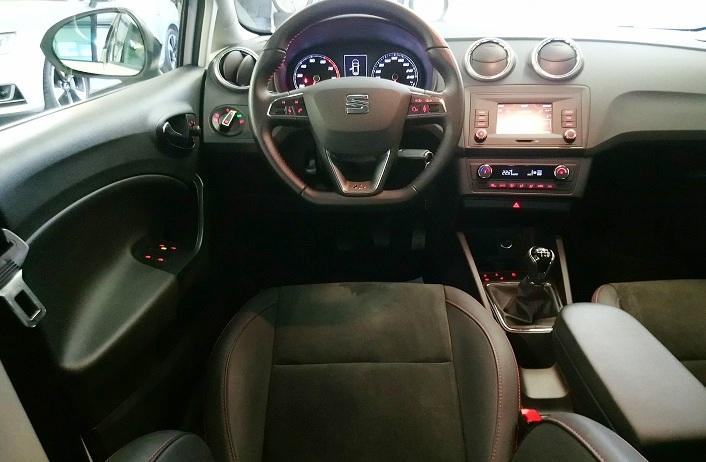 SEAT Ibiza 1.0 EcoTSI Swiss FR Seat 3
