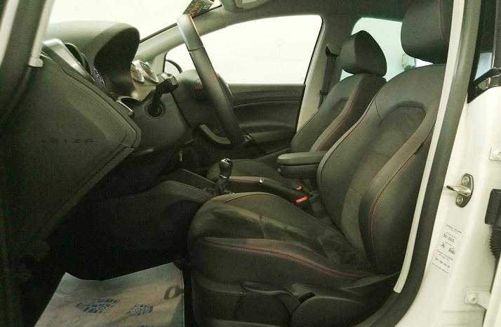 SEAT Ibiza 1.0 EcoTSI Swiss FR Seat 4