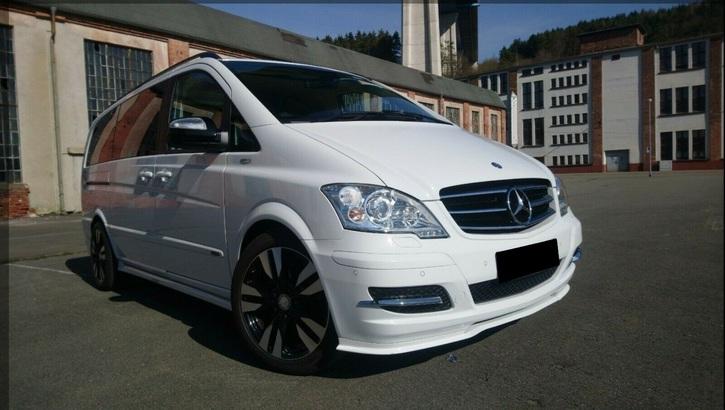 Viano 2.2 CDI Blue Eff. Ambiente Ed. 4Matic Mercedes 1