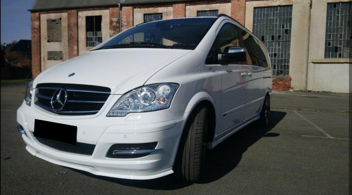 Viano 2.2 CDI Blue Eff. Ambiente Ed. 4Matic Mercedes 2