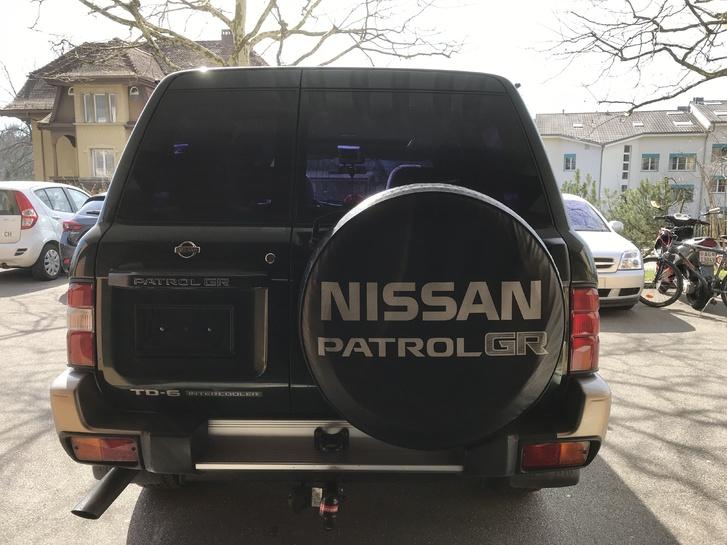 Nissan Patrol Nissan 3