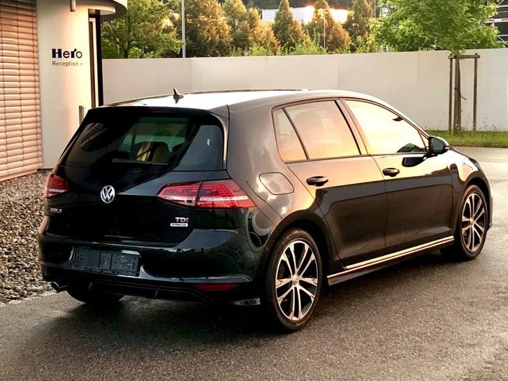 VW Golf 1.6 TDI Lounge RLine DSG VW 2