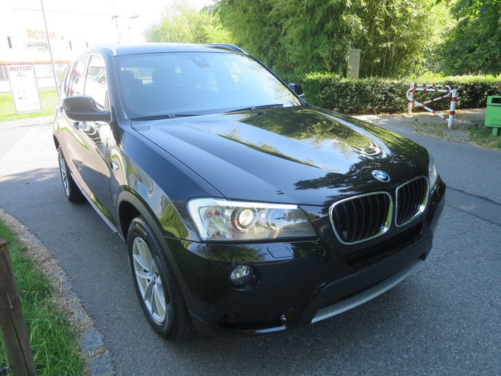 BMW X3 xDrive 20d Steptronic BMW 1