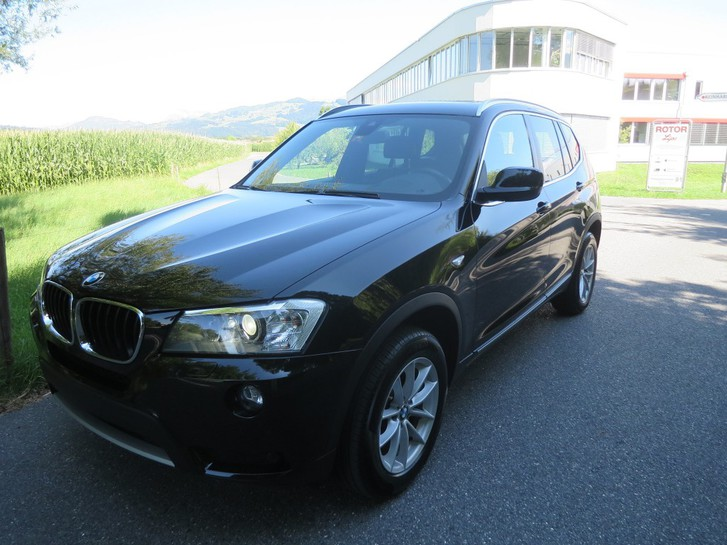BMW X3 xDrive 20d Steptronic BMW 2