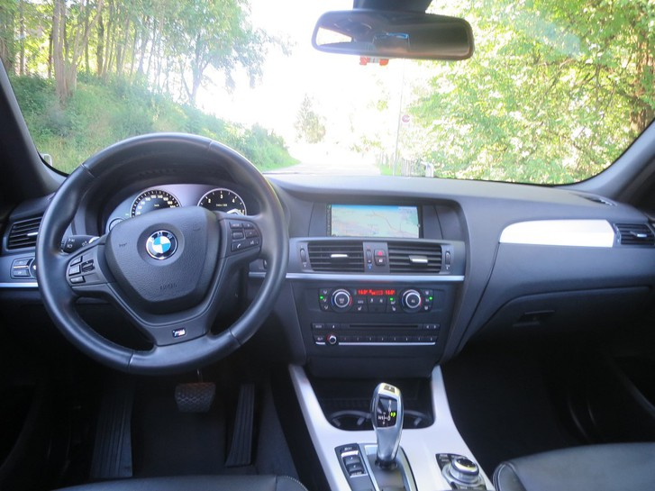 BMW X3 xDrive 20d Steptronic BMW 4