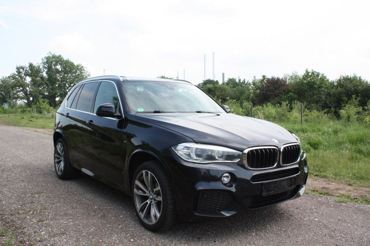 BMW X5 xDrive 30d Steptronic BMW 2