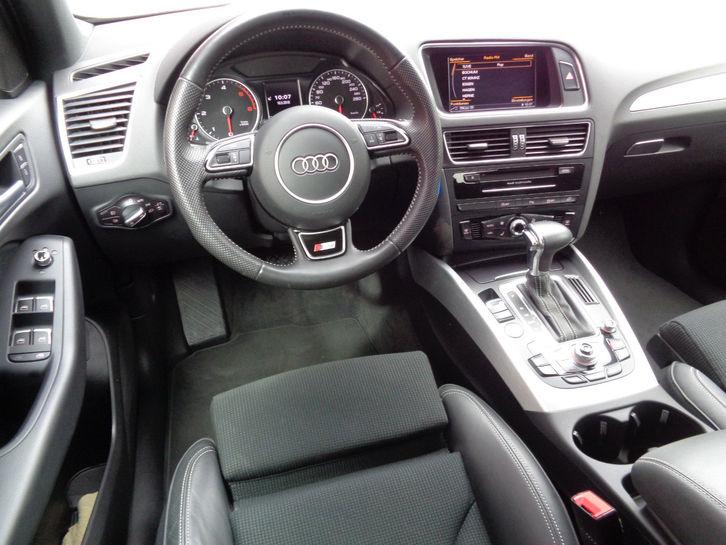 AUDI Q5 3.0 TDI clean quattro S-tronic Audi 4