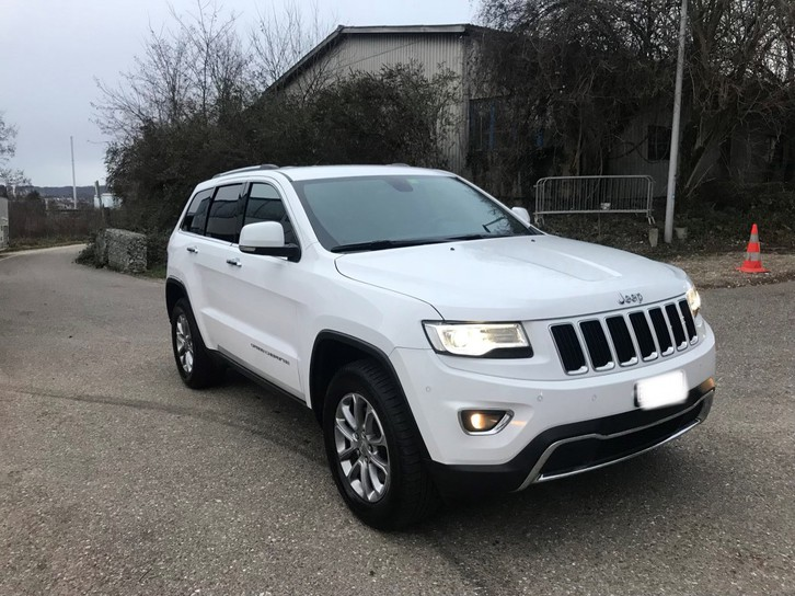 JEEP Grand Cherokee 3.0 CRD Limited Jeep 1