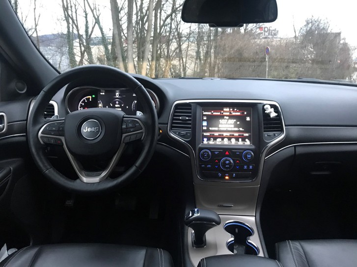 JEEP Grand Cherokee 3.0 CRD Limited Jeep 4