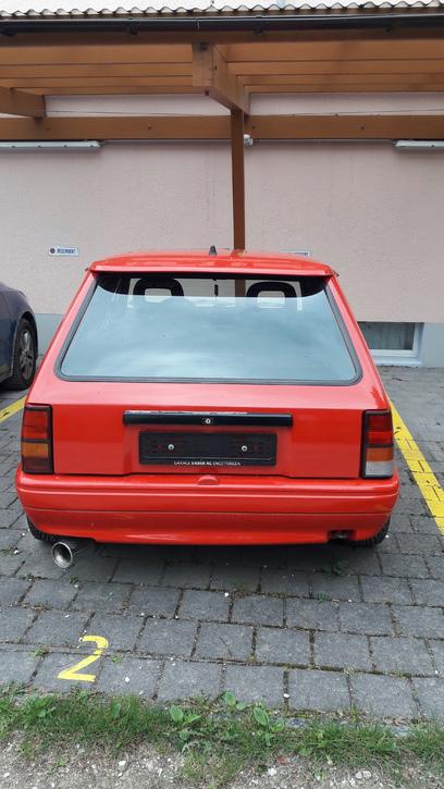 Opel corsa A GSI 1992 Opel 2