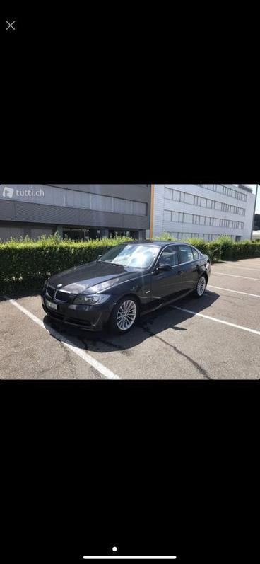 BMW 325i Automat  BMW 1