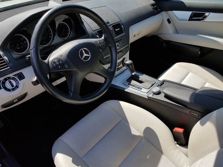 Mercedes C 300 4matic lim.Topzustand aus 1 Hand Unfallfrei Mercedes-Benz 4