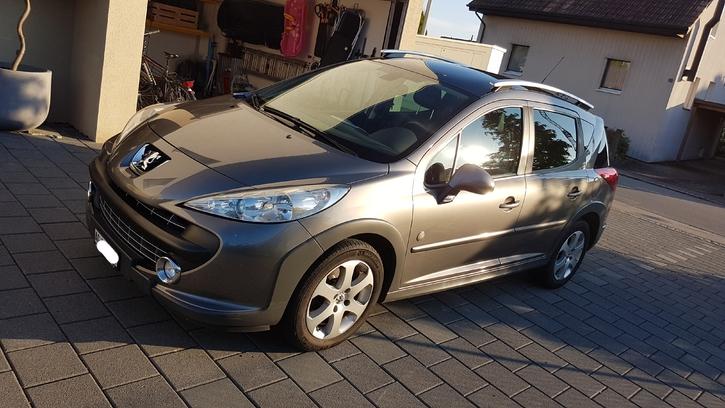 Peugeot 207 SW 1.6 16V Outdoor Peugeot 1